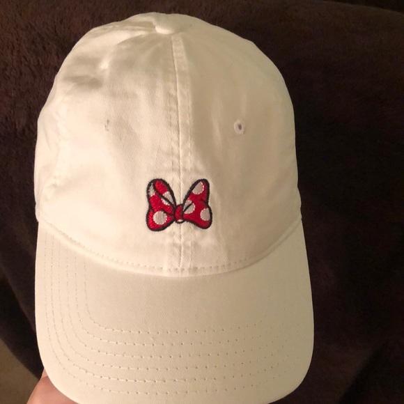5ce7f8747348b Disney Accessories - Minnie Mouse bow hat